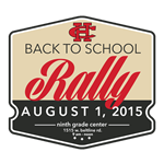 2015 Back to School Rally